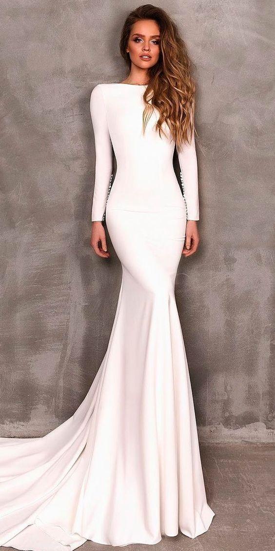لباس عروس |مدل های لباس عروس 2019 + راهنمای انتخاب لباس عروس مناسب و زیبا