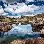 جاذبههای گردشگری وزیباترین دریاچه های گرجستان
