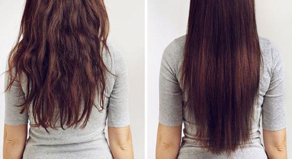 کراتینه طبیعی مو در خانه - ماسک مو - کراتینه مو