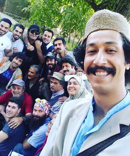 عکس بهرام افشاری