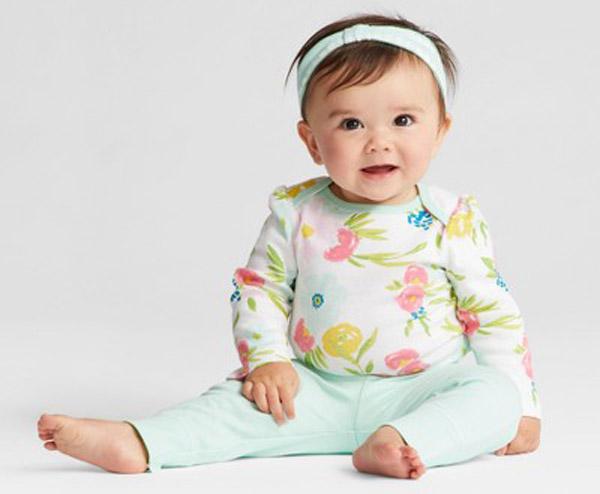 اسم دختر با کلاس، عکس نوزاد دختر