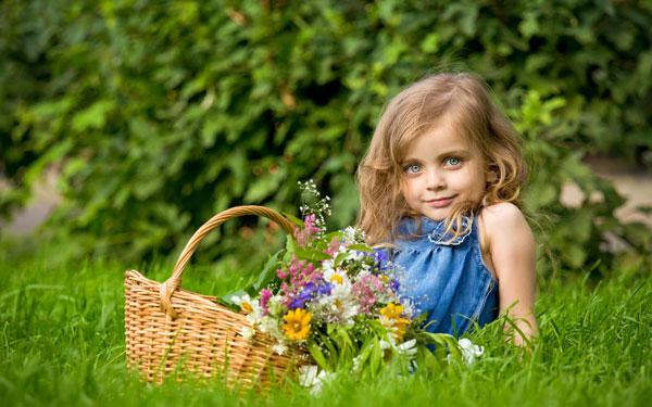اسم دختر زیبا و با کلاس، عکس دختر بچه خوشگل