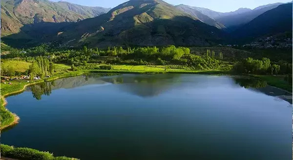 معرفی دریاچه اوان؛