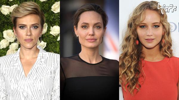 ۷ تا از پردرآمدترین بازیگران زن سینما در سال ۲۰۱۸