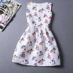 بهترین مدل های لباس گل گلی دخترانه