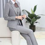 بهترین مدل های کت و شلوار مجلسی زنانه رسمی 9201