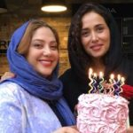 جشن تولد ۳۳ سالگی پریناز ایزدیار