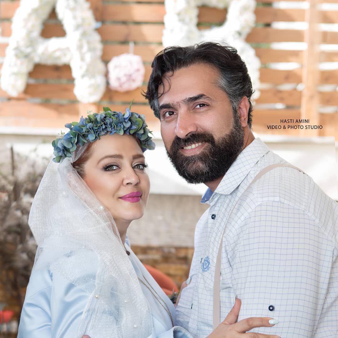 جشن اولین سالگرد ازدواج بهاره رهنما,اخبار هنرمندان,خبرهای هنرمندان,بازیگران سینما و تلویزیون