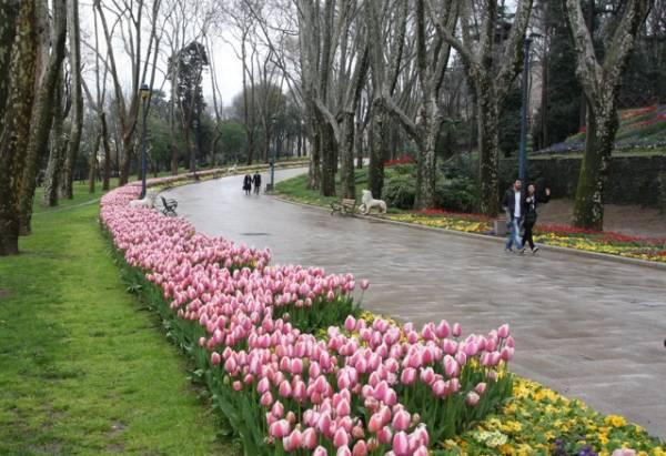 پارک گلخانه استانبول
