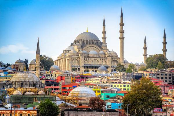 تفریحات شهر استانبول