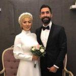 اولین پستسمانه پاکدلو همسرشهادی کاظمیبعد از عروسی