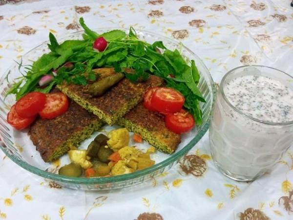 کوکو ی اشپل ماهی
