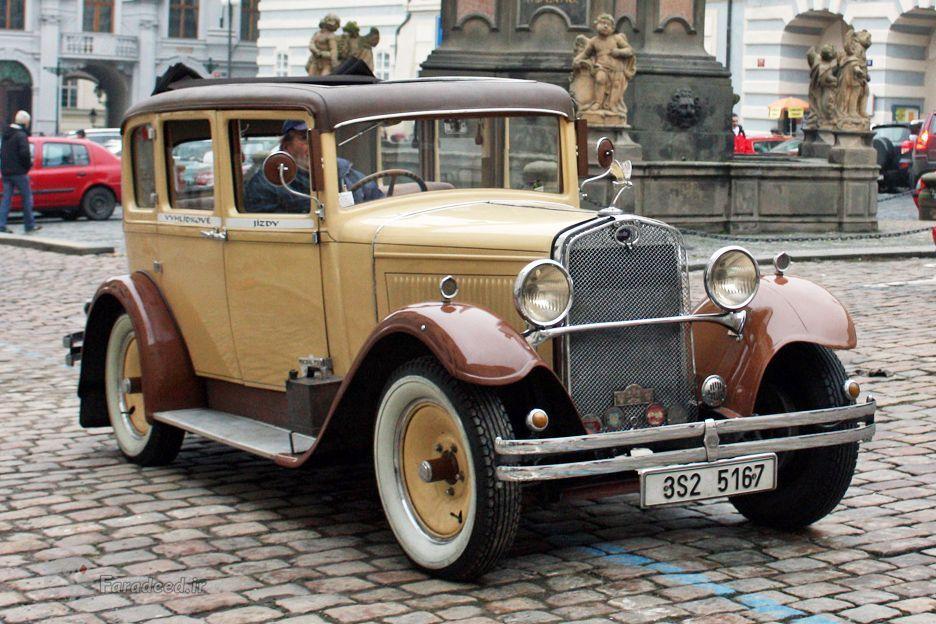 شرکت خودروسازی اشکودا,صنعت خودرو,جمهوری چک
