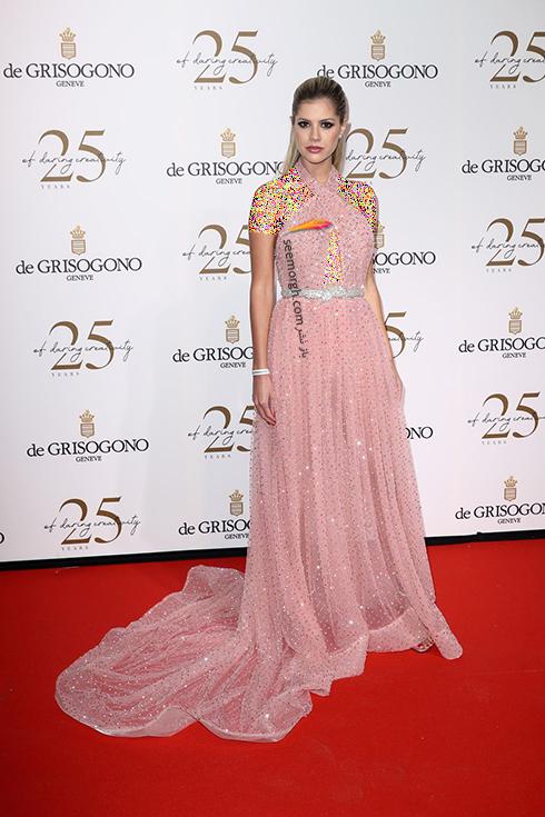 بهترین مدل لباس در جشنواره کن 2018 Cannes - لالا راگ Lala Rudge,مدل لباس,جشنواره کن,جشنواره کن 2018,بهترین مدل لباس در جشنواره کن 2018,مدل لباس های برتر در جشنواره کن 2018