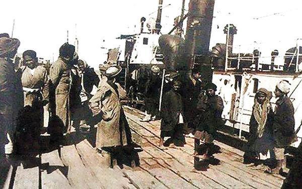 دریای خزر,رژیم حقوقی دریای خزر,دوره قاجار