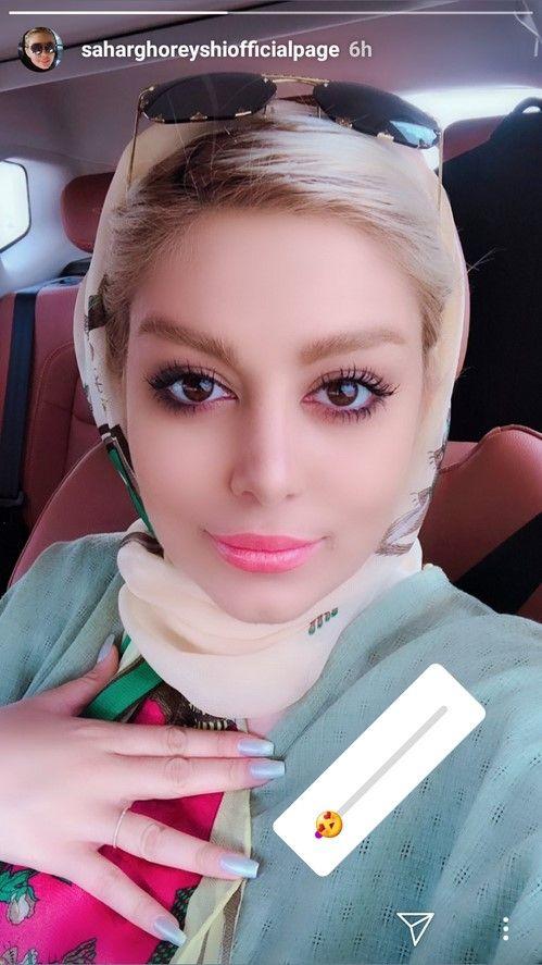 استوری اینستاگرام بازیگران و هنرمندان محبوب ایرانی (5)