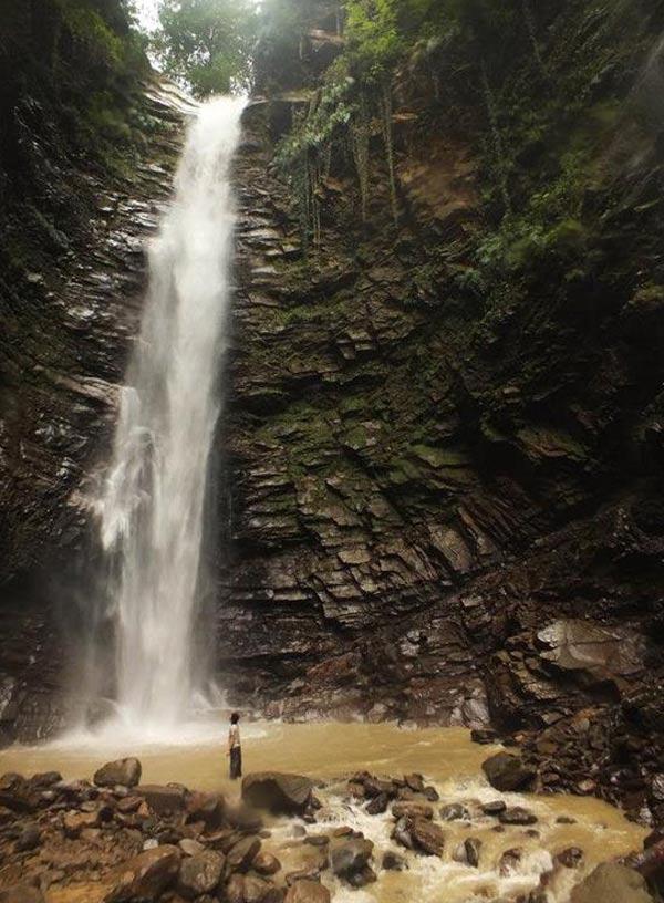 آبشار گزو، جذابترین آبشار مازندران