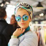 شیکترین مدل شال و روسری زنانه و دخترانه