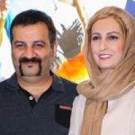 واکنش مهراب قاسم خانی به پست جعلی همسرش در حمایت از شیلا خداداد