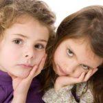 صبر و بردباری به کودکان