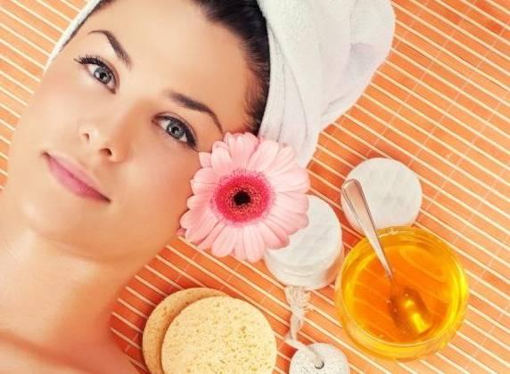 ماسک عسل مناسب برای پوست صورت