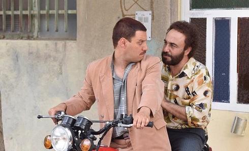 جواد عزتی در فیلم هزارپا