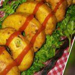 دستور پخت دونات سبزیجات