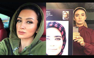 چهره ها در شبکه های اجتماعی