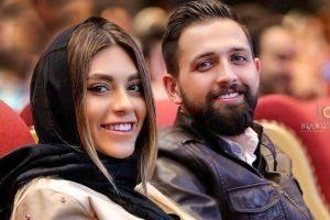 عکسهایی را از مراسم ازدواج محسن افشانی و همسرش