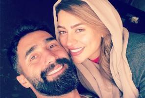 پست عاشقانه هادی کاظمی برای همسرش