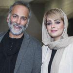 بیوگرافی حمیدرضا آذرنگ و همسرش ساناز بیان