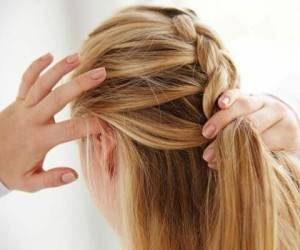 بافت انواع مدل بافت مو دخترانه مرحله به مرحله