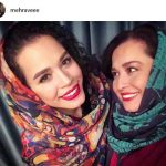 تبریک تولد مهراوه شریفینیا به خواهرش