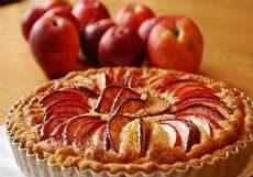 دستور پخت دسر تارت سیب