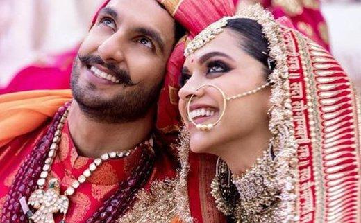 دو بازیگر مطرح سینمای هندوستان ازدواج کردند