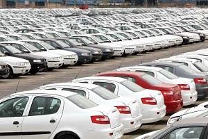 قیمت خودرو در بازار ر