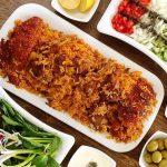 طرز تهیه پلو محلی چکدرمه غذای محبوب ترکمنها
