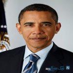 بابا نوئل شدن باراک اوباما
