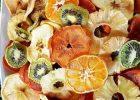 طرز تهیه ی میوه خشک برای شب یلدا