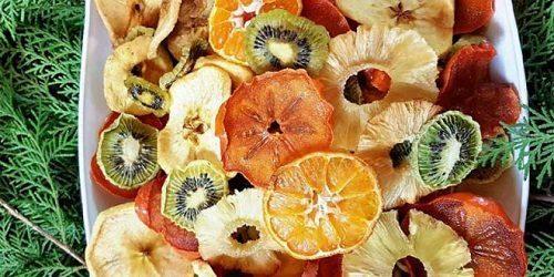 درست کردن میوه خشک برای شب یلدا