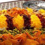 ۱۲ غذا برای مهمانی (نهار و شام)