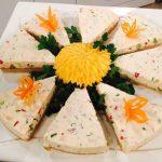 ۲ روش طرز تهیه سالاد پنیر
