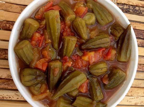 دستور پخت ۳ روش خوراک بامیه