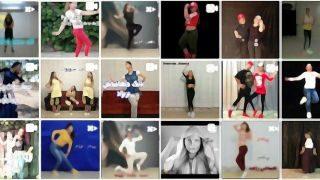 شگرد عجیب خوانندگان نوپاتشویق دختران به رقص،