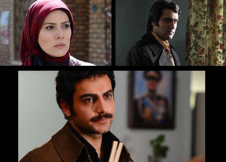کارنامه چهار بازیگری که با سریالهای انقلابی تلویزیون مشهور شدند