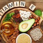 فواید ویتامین E برای پوست و مو