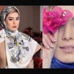 عکس های سحر قریشی برای عید 98