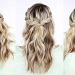 انواع زیبا مدل بافت موی جلوی سر