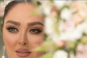 عکس هایی از مدل آرایش الهام حمیدی