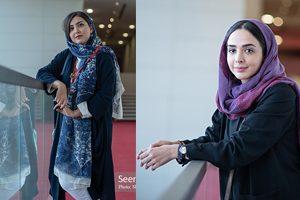 روز چهارم جشنواره جهانی فجر با حضور بازیگران